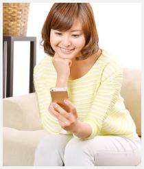 インターネットまたは電話にて宅配買取キットを申し込む!